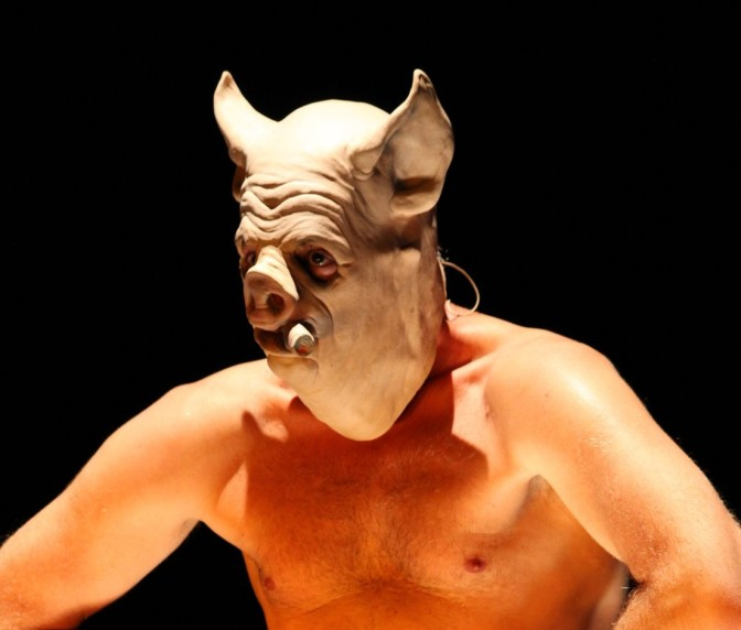 Pig Burlesque