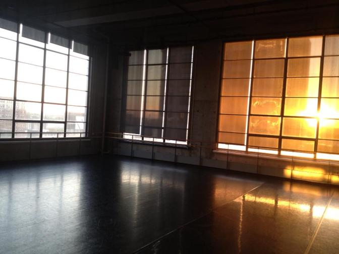 Baryshnikov Arts Center Residency