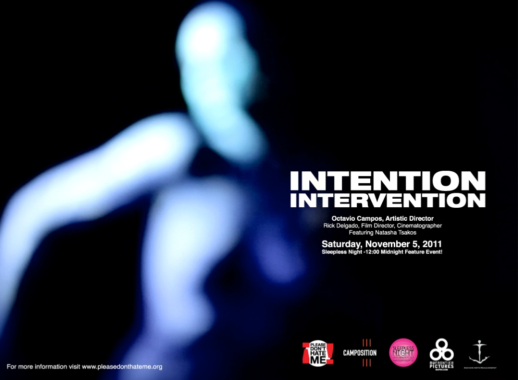 Intention Intervention - Please Don't Hate Me!