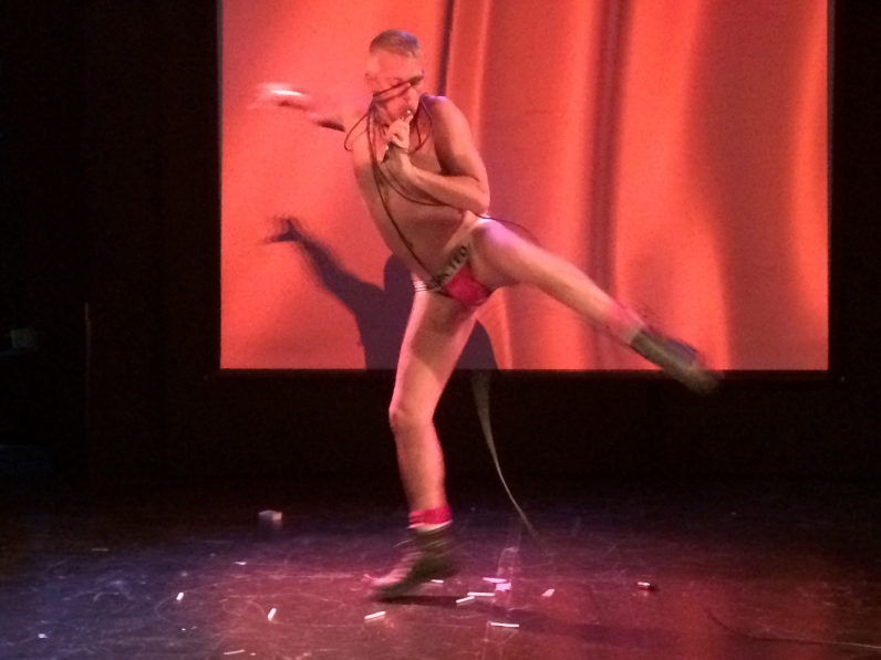 Boylesque performance NYC